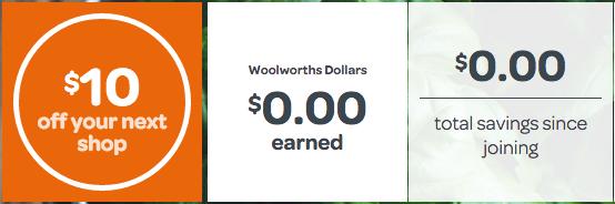 Woolworths Dollars
