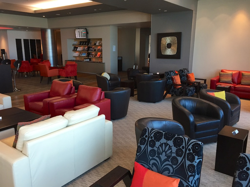 Manaia Lounge Christchurch Airport | Point Hacks