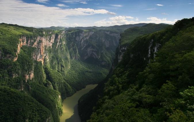 Sumidero-Canyon