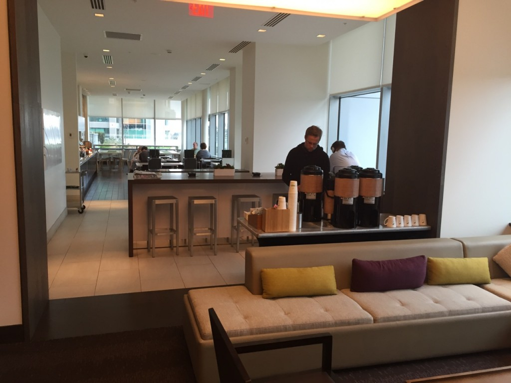 Element Vancouver Metrotown Lounge (4)