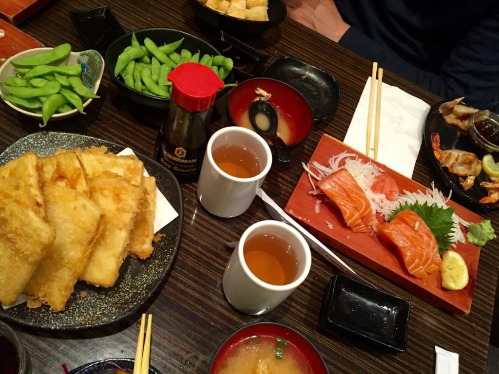 Sushi in Metrotown | Point Hacks