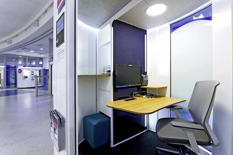 Regus Workpod 2