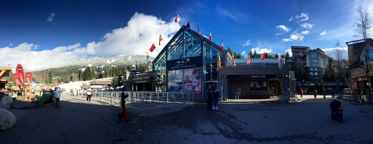 Whistler Village Gondola | Point Hacks