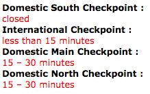 TSA Atlanta