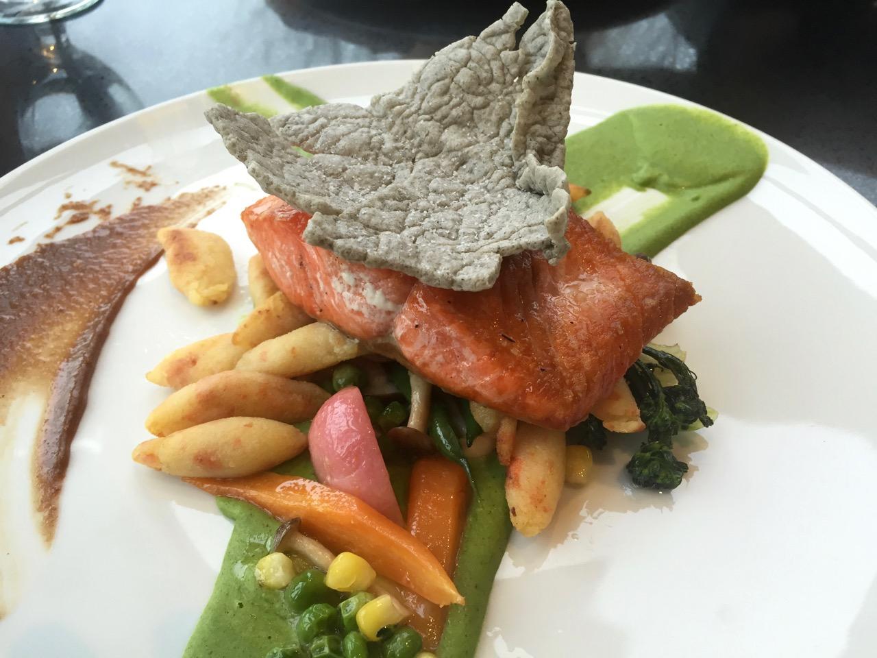 Westin Wall Centre Hotel Dinner (3)