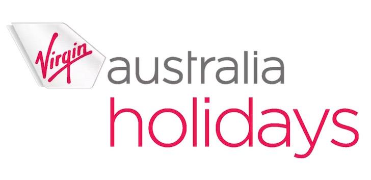 Virgin Australia Holidays logo