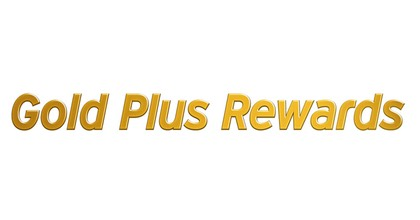 Gold Plus Rewards logo