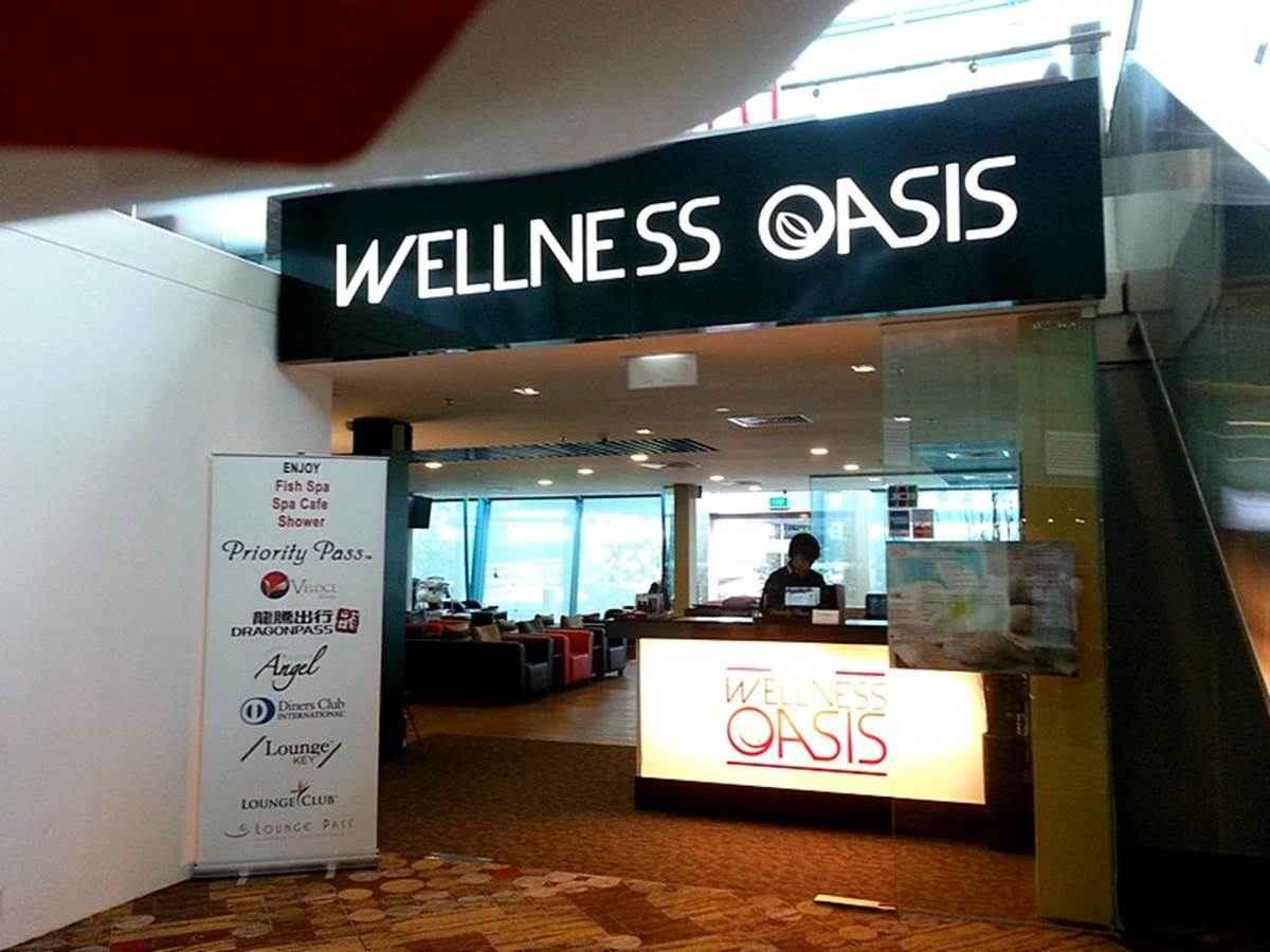 Wellness Oasis SIN