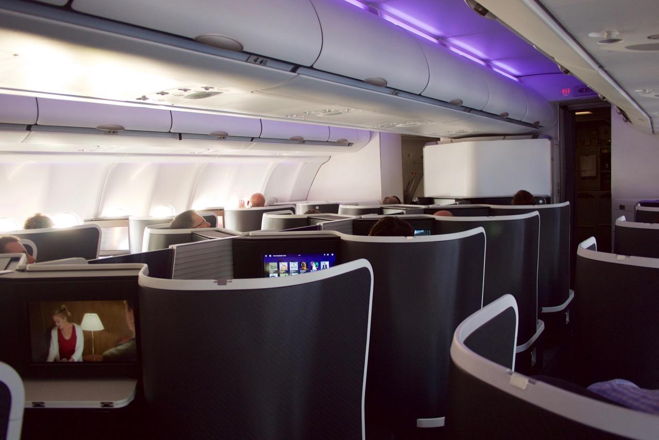 VA A330 J cabin 1