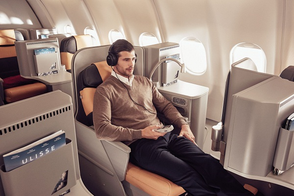 Alitalia Long Haul Business Class