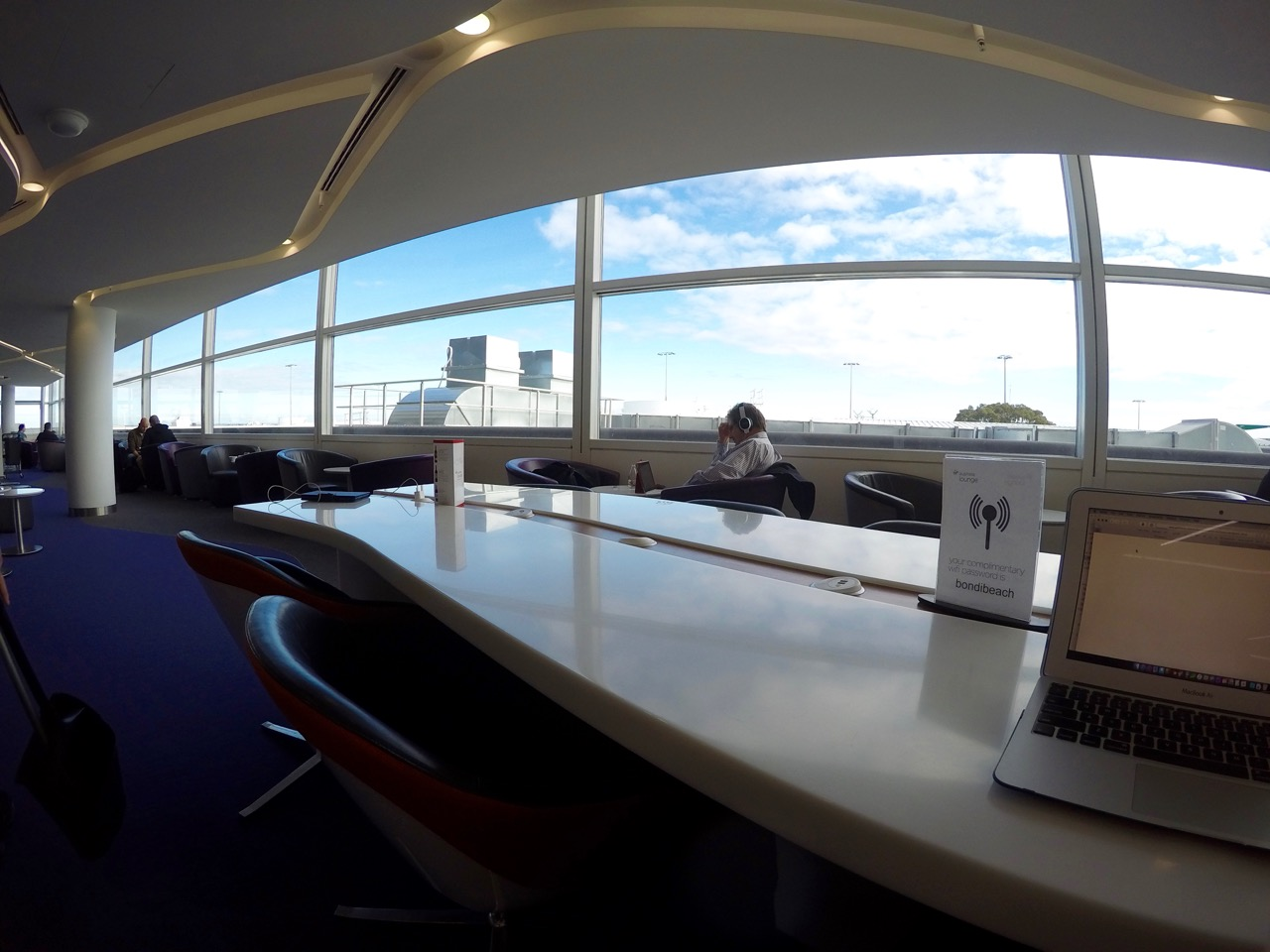 Sydney Virgin Australia Lounge | Point Hacks