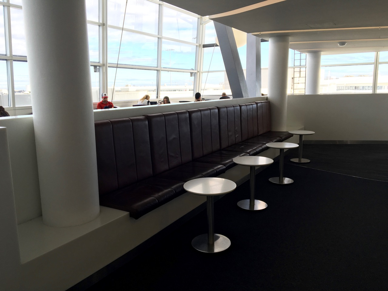 Sydney Virgin Australia Lounge (8)