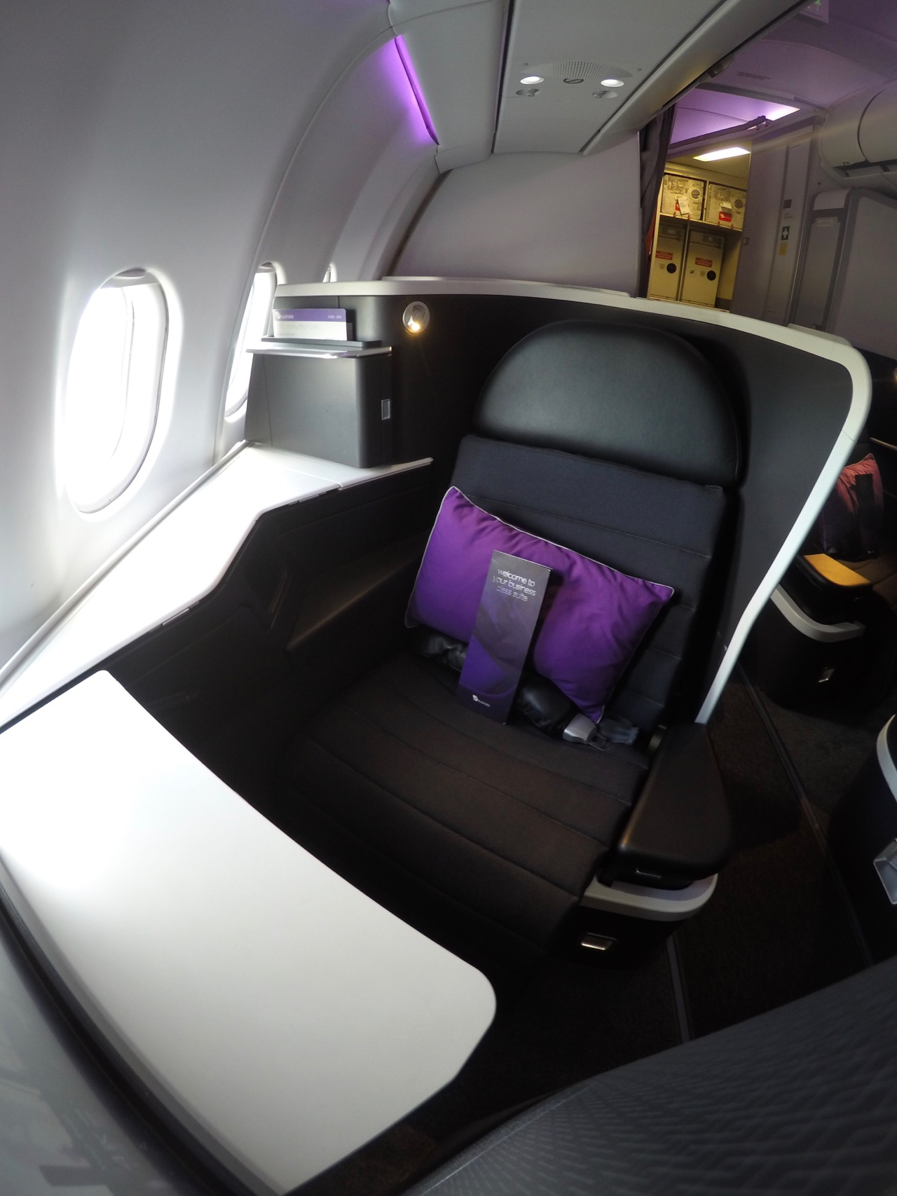 Virgin Australia A330 Business Class Overview Point Hacks Nz