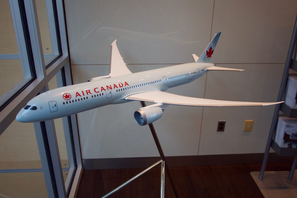 Air Canada Maple Leaf Lounge Vancouver (2)